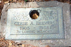 Clyde A Beevers