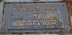 Kenneth D Young