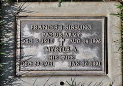 Francis J Sissung