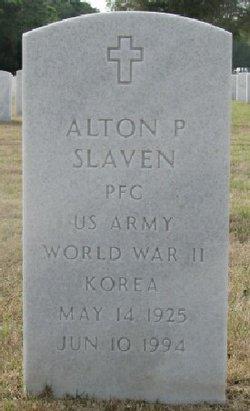 Alton P Slaven
