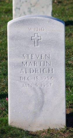 Steven Martin Aldrich
