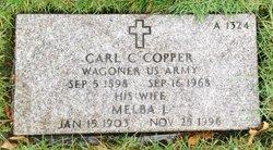 Carl C Copper