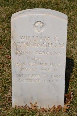 William C Cunningham