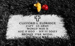 Clifford L Eldridge
