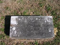 Florida Antoine <I>Poullain</I> Thomas