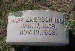 Mark Emerson High