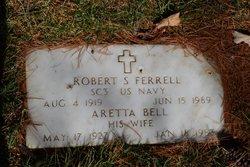 Robert S Ferrell