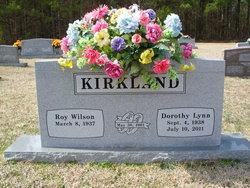 Dorothy Lynn <I>Rauls</I> Kirkland