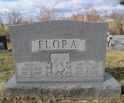 Amanda D. <I>Gray</I> Flora