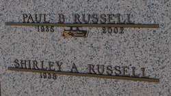 "Paul Bernard ""Bud"" Russell"