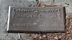 Sharon M <I>Johnson</I> Carroll