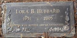 Lora B Hubbard