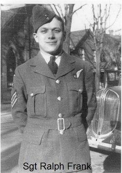 Sgt Ralph Frank