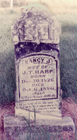 Nancy Jane <I>Hinds</I> Harp