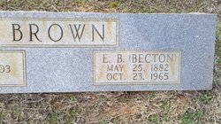 Edwin Beckton Brown
