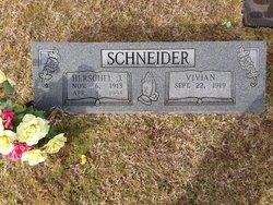 Herschel Joseph Schneider
