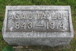Asa Cooper Taylor