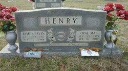 James Irvin Henry