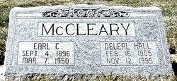 Earl Cedric McCleary
