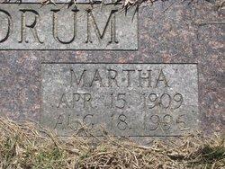 Martha <I>Adkins</I> Woodrum