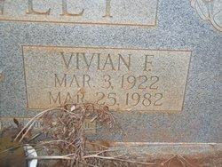 Vivian <I>Fulgham</I> Crowley