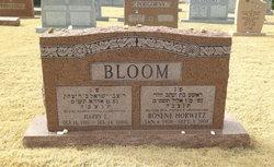 Rosene <I>Horwitz</I> Bloom