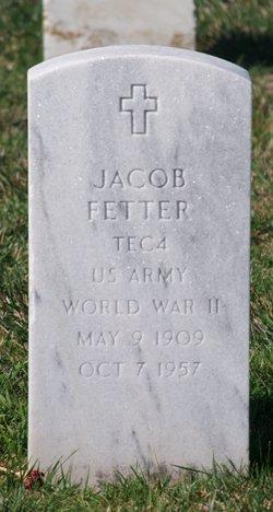 Jacob Fetter