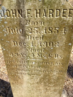 John Franklin Hardee
