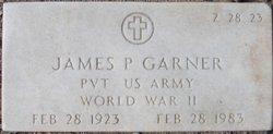 PVT James P Garner