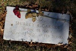 Shirley A Garside