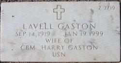 Lavell Gaston