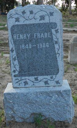 Henry Frabe