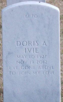 Doris A. <I>Annis</I> Ivie