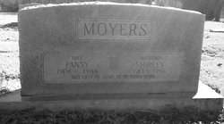 Pansy May <I>Davis</I> Moyers