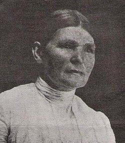 Louisa Wilhelmina Carolyn <I>Kixmueller</I> Arensmeier