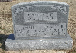 Gladys Jewell <I>Vaut</I> Stites