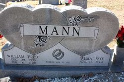 "William ""Fred"" Mann"