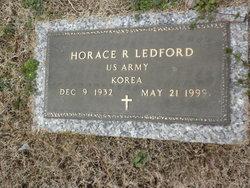 Horace R Ledford
