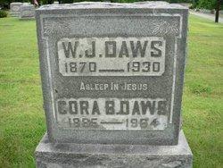 Cora Lee <I>Bonner</I> Daws