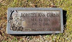 Dorothy Ann Corbin