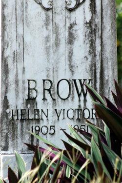 Helen Victoria Brow