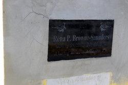 Rena P Browne-Saunders