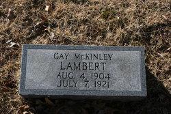 Gay McKinley Lambert