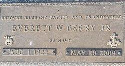 Everette Webster Berry, Jr
