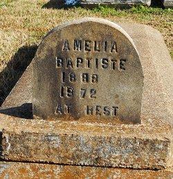 Amelia Baptiste