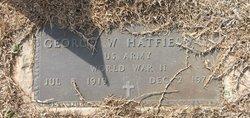 George W Hatfield
