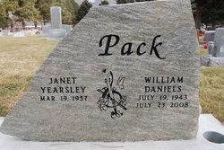 """William Daniels """"Dan"""" Pack"""
