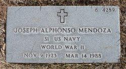 Joseph A Mendoza