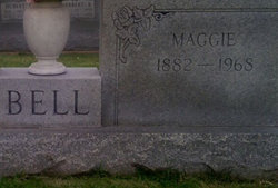 "Sarah Margaret ""Maggie"" <I>Paschall</I> Bell"