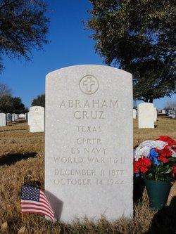 Abraham Cruz
